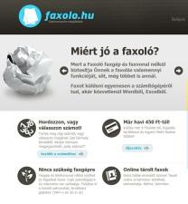 Faxoló, a digitális fax